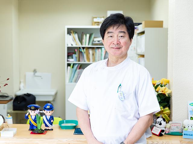 医師・スタッフ紹介 | 埼玉県蕨市の病院なら金子医院まで